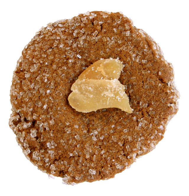 Whole Wheat Ginger Spice Cookies