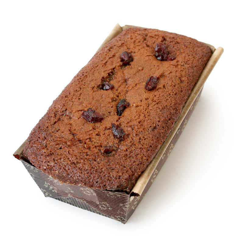 Honey Bran Cranberry<br>Tea Bread