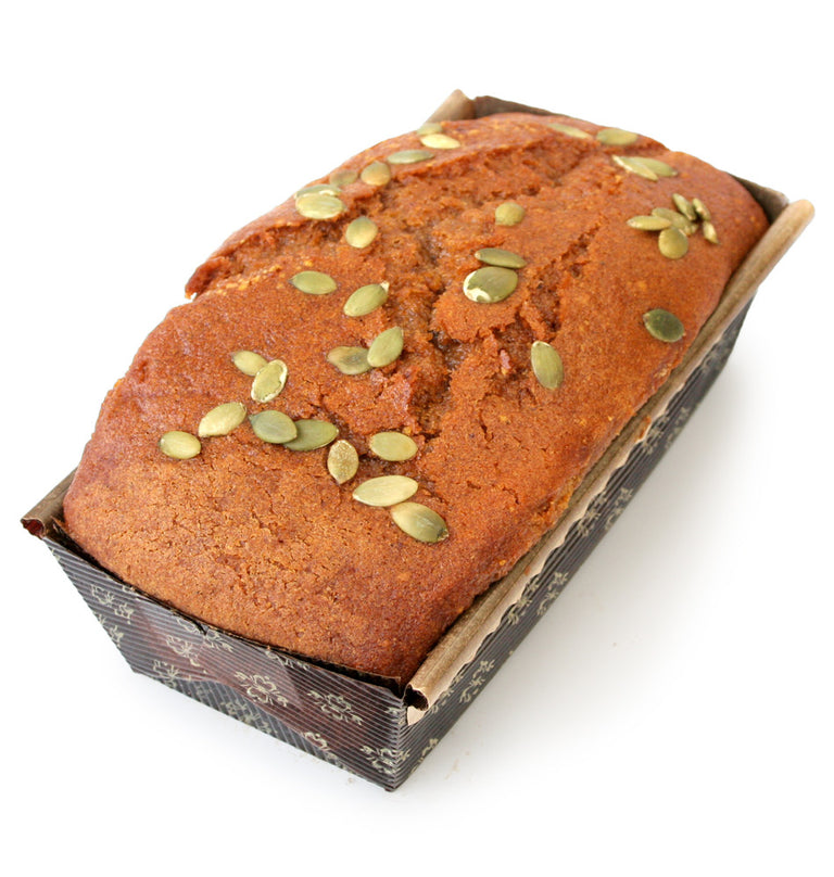 Pumpkin<br>Tea Bread
