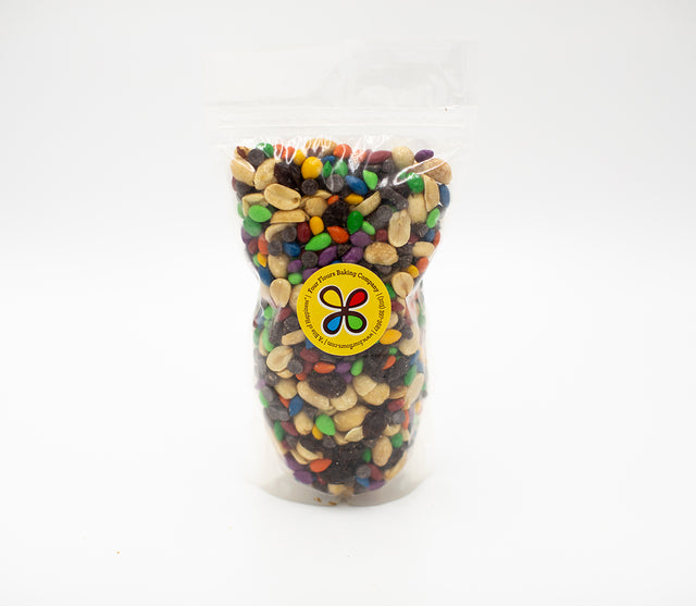 Chocolate Peanut Trail Mix