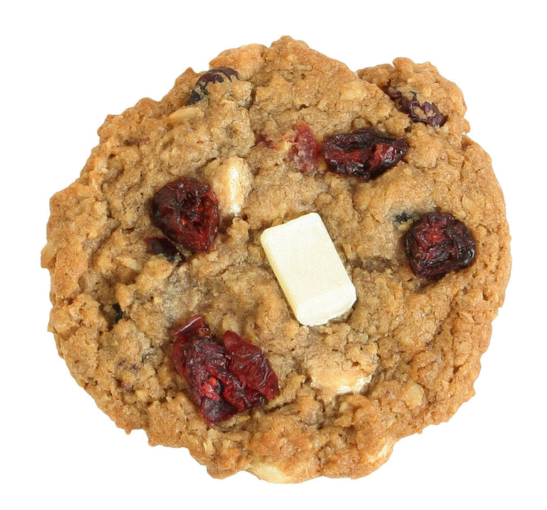 Oatmeal Cranberry<br>with White Chocolate