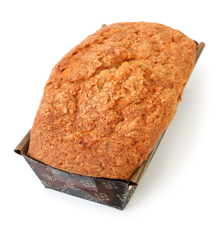 Zucchini Carrot<br>Tea Bread