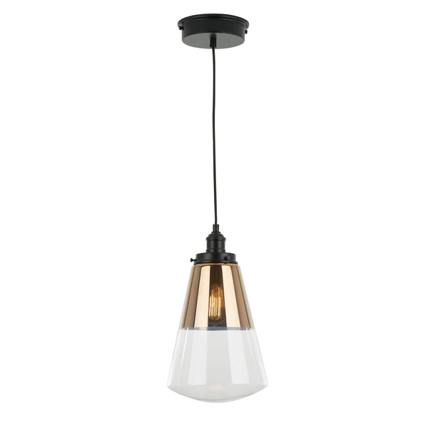 Industrial Modern 1-Light Pendant