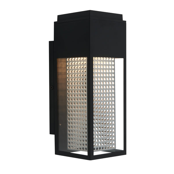 Led Outdoor Light, Black