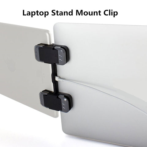 Collapsable Multi Screen Tablet Mount Clip