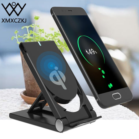 Universal Desktop Qi Wireless Charger