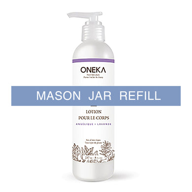 Oneka Body Lotion - Angelica & Lavender