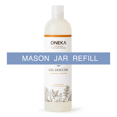 Oneka Shower Gel - Goldenseal & Citrus