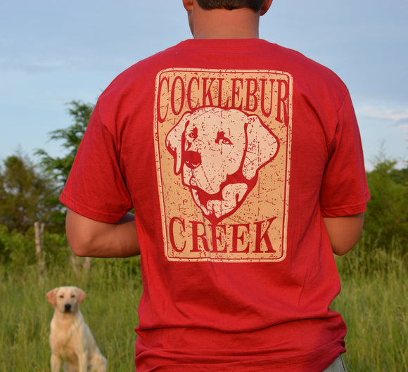Short Sleeve T's - Cocklebur Creek Shirt SALE
