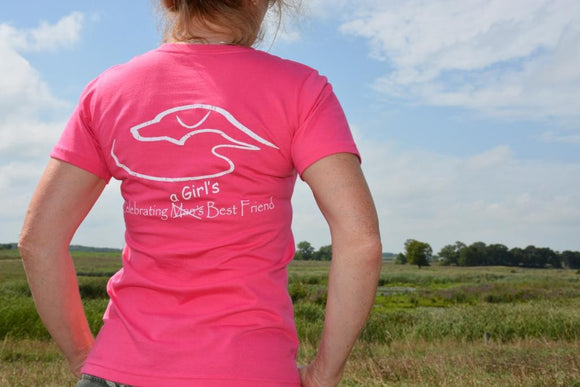 Ladies Logo Shirt - Ladies Cut
