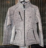 Ladies - Sweater Fleece Jacket