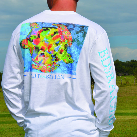 Turtle - Long Sleeve T - BDSRA