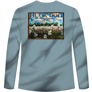 Long Sleeve - Cotton Field