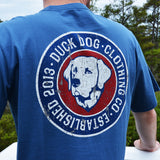 Short Sleeve Pocket T's - Duck Dog Clothing