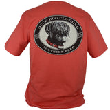 Short Sleeve Pocket T's - Black Lab