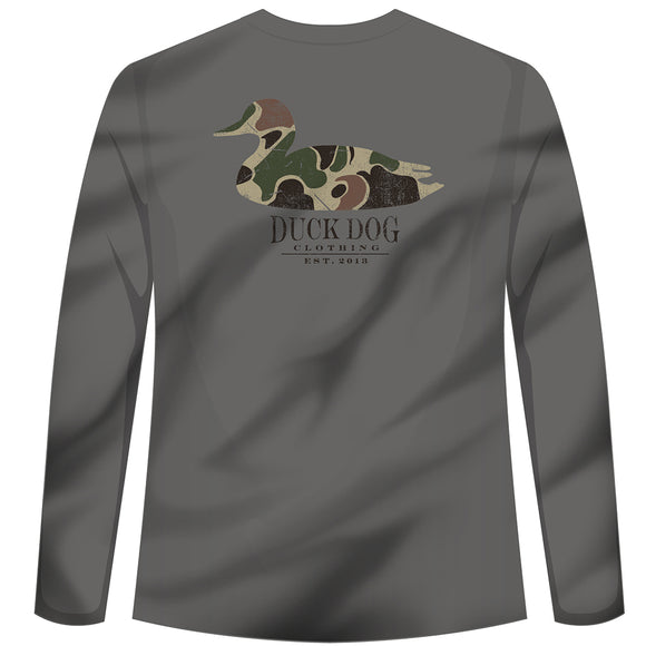 Long Sleeve - Camo Decoy