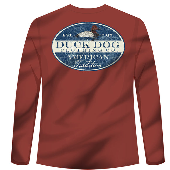Long Sleeve - Canvas Back