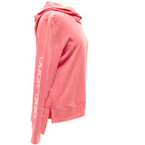 Ladies Drop Tail Hoodie