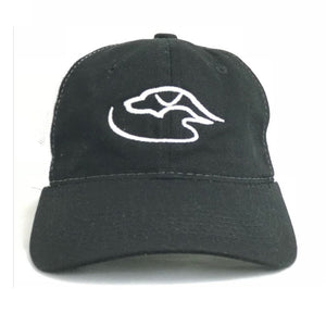 Trucker Logo ~ Black/White