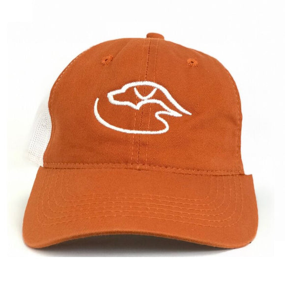 Trucker Burnt Orange
