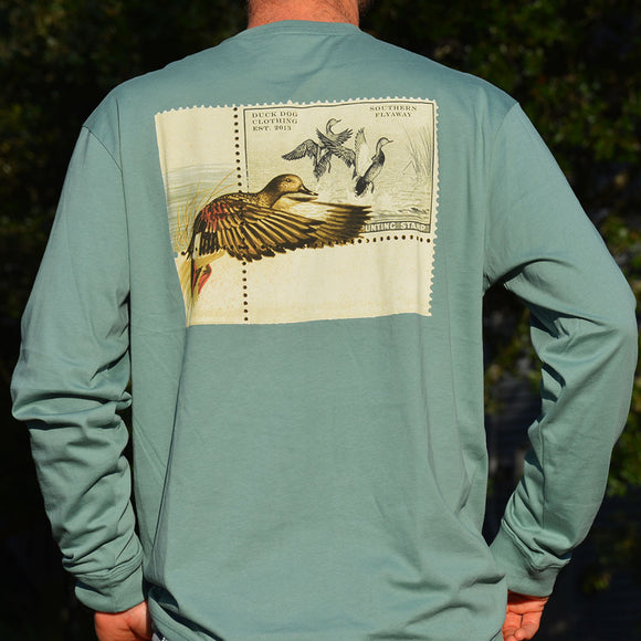 Long Sleeve Duck Stamp