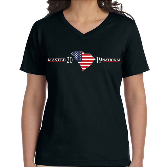 Master National 2019 - Ladies S/S V-Neck