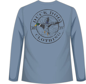 Long Sleeve Pocket T - Migration