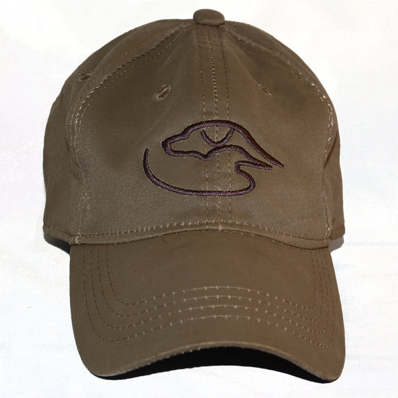 Trucker Logo Weathered ~ Khaki