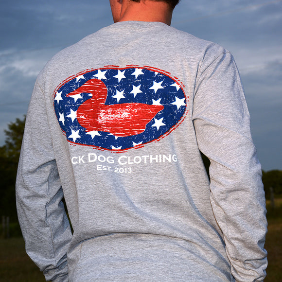 Long Sleeve American Decoy