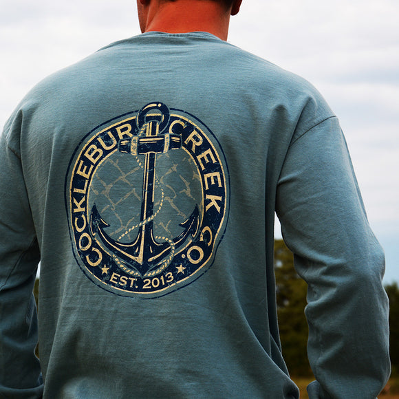 Long Sleeve Pocket CC Anchor
