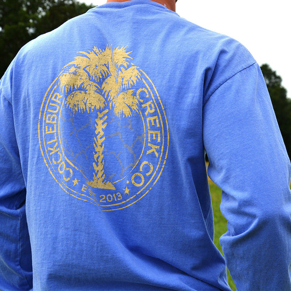 Long Sleeve Pocket CC Palmetto