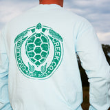 Long Sleeve Pocket CC Turtle