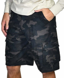 Men's Cotton Ripstop Shorts - Sahara