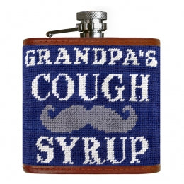 J - SB - Granpa's Cough Syrup - Flask