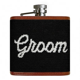 J - SB Flask Groom