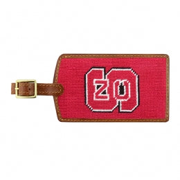J - SB Luggage Tag Collegiate NCSU