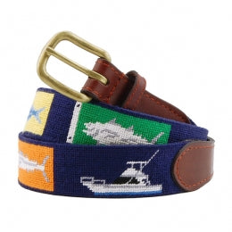 J - SB Belt Sportfishing Flags