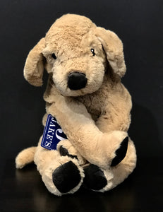 J - DD - Baby Jake stuffed animal