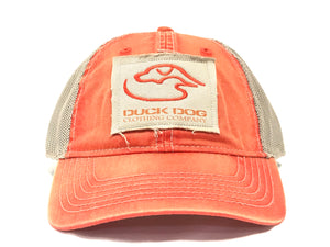 Duck Dog Clothing ~ Logo Patch