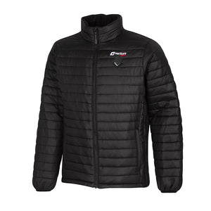 Men's Insulated Heated Puffer Jacket - Traverse 2.0 - Black