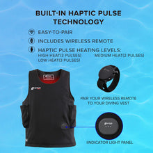 Load image into Gallery viewer, 20W PLUS - Diving Wateproof Heated Wet Suit with Remote and Batteries