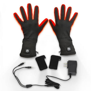 Delspring Battery Heated Glove Liners