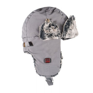 Battery Heated Trapper Hat - FINAL SALE