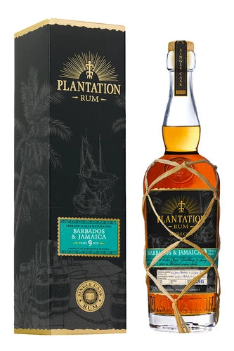 Rum Barbados & Jamaica 9 Years Old - Single Cask Edition 2020