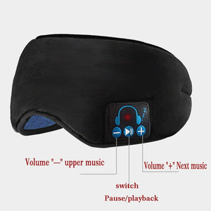 Sleep Mask Pro- Wireless Bluetooth Headset™