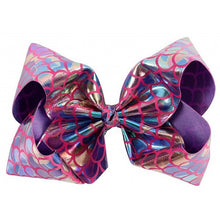 Load image into Gallery viewer, Big Mermaid Bow - Pink