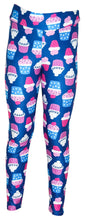 Load image into Gallery viewer, Cupcake Party Legging