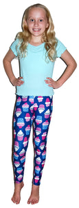 Cupcake Party Legging