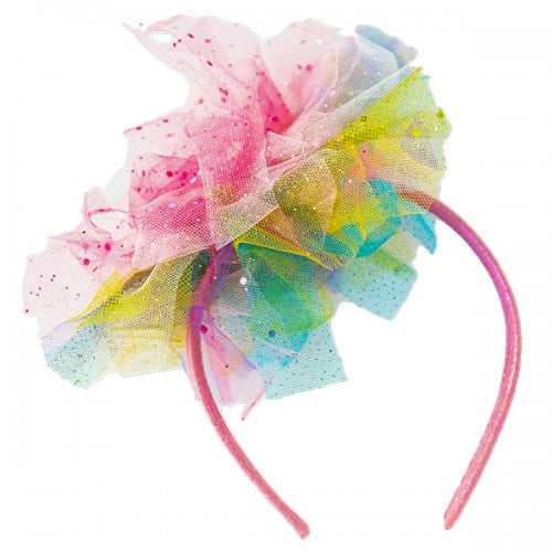 Tulle Rainbow Headband