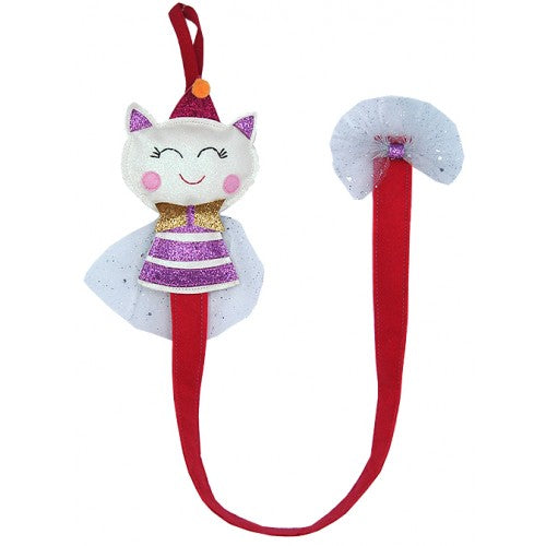 It's A Kitty Party Hair Clip Keeper